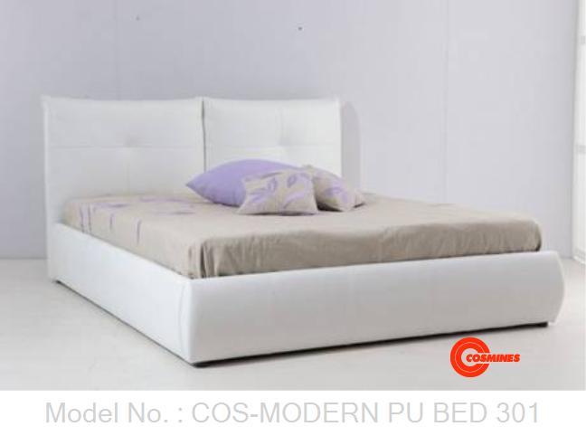 COS-MODERN PU BED 301